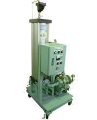 電子制御機関(造船所、エンジンメーカー)フラッシング専用フィルターメーカー:コンヒラ