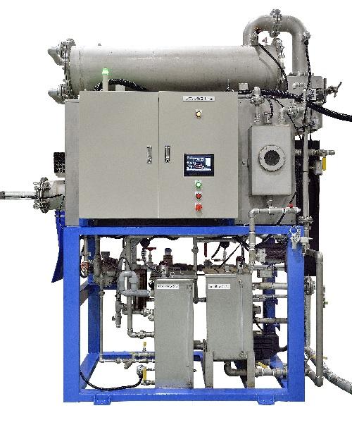 減圧脱水装置 Umie